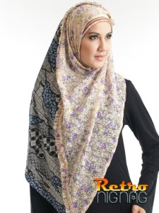 Hijab jilbab nignag J-0313012
