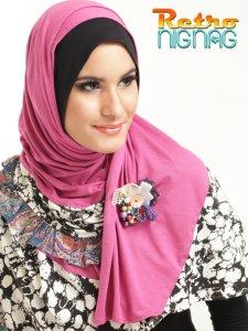 Hijab jilbab nignag J-0313013