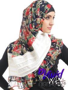 Hijab jilbab nignag  J-0913004