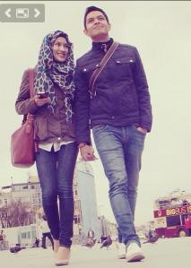 Alyssa Soebandono memakai hijab setelah menikah 3